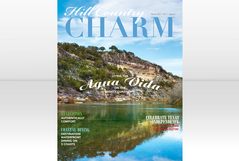 Hill Country Charm Magazine – March 2017
